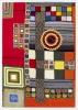 <br/>Laine tricotée marouflée sur bois<br/>265 x 183,5 x 3,5 cm<br/>©François Fernandez